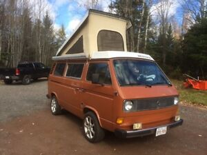 1981 Volkswagen Bus/Vanagon Other
