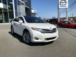2014 Toyota Venza LEATHER! AWD! SUNROOF! HEATED SEATS! NEW TIRES
