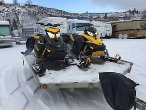 2009 & 2008 Summit 800 XP's For Sale
