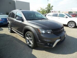 2016 Dodge Journey Crossroad AWD 7 Pass