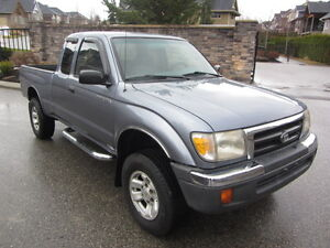 1998 Toyota Tacoma 4x4 extended cab