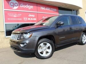 2015 Jeep Compass North 4x4 - LEATHER SEATS