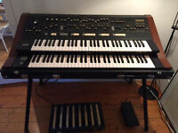 YAMAHA SK50D 1980 - EXTREMELY RARE, AMAZING CONDITION!