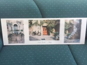 Rustic Lake Garada Wall Plaque