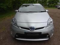 Toyota Prius 1.8 VVT-i Hybrid T3 CVT 5dr 2012 / 62 Reg... Finance Available.