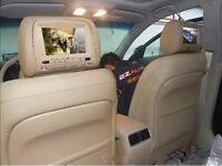 Automobile headrest DVD player! £35 for 1, £60 for 2!