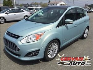 Ford C-Max SEL Hybrid Navigation Cuir Toit Pano MAGS 2013