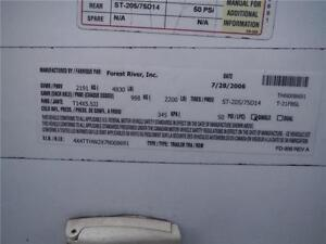 2007 Palomino T21FBSL Ultra Lite Travel Trailer with slideout Stratford Kitchener Area image 4