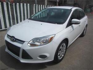 2014 Ford Focus HEATED SEATS A/C FINANCEMENT MAISON $ 39 SEM