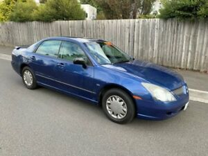2004 Mitsubishi Magna TL ES Blue 4 Speed Auto Sports Mode Sedan North Hobart Hobart City Preview