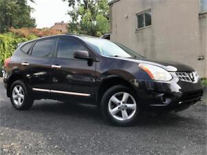 2013 Nissan Rogue S/AUTO/AC/MAGS/4CYL/TOIT/AUX/GROUP ELECT!!!!