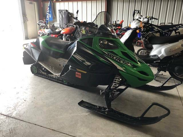 2009 Arctic Cat Z1