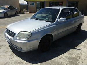 2004 HYUNDAI ACCENT WITH LOW KM Maddington Gosnells Area Preview