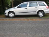 2007 Vauxhall/Opel Astra 1.8i 16v ( 140ps ) ( a/c ) auto 2007/Life