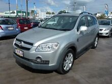 2007 Holden Captiva CG LX (4x4) Silver 5 Speed Automatic Wagon Strathpine Pine Rivers Area Preview
