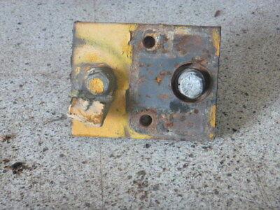 Minneapolis Moline Fuel Filter Houseing Bracket M670superg900g1000g1000vista