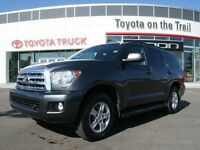 2012 Toyota Sequoia LEATHER SUNROOF GREAT SHAPE!