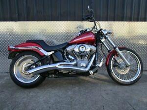 2011 Harley-Davidson FXST Softail Standard 1700CC Cruiser 1690cc Slacks Creek Logan Area Preview
