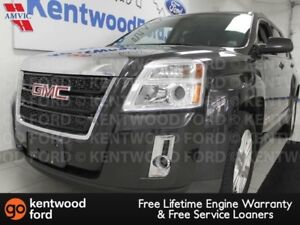2015 GMC Terrain SLE2 with sunroof, heated power leather seats a