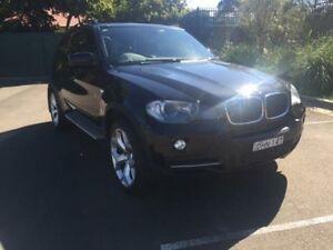 2008 BMW X5 E70 MY09 xDrive30i Executive Black Auto Sports Mode Wagon Reedy Creek Gold Coast South Preview