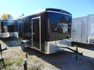 2017 Mirage 7 X 12 Cargo / Toy Hauler w. Extra Height and Ramp