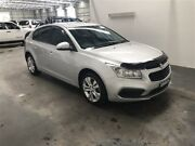 2015 Holden Cruze JH MY14 Equipe Silver 6 Speed Automatic Hatchback Beresfield Newcastle Area Preview