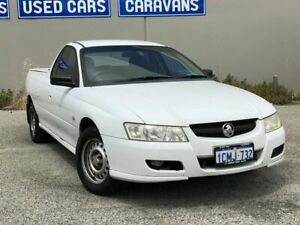 2007 Holden Ute White 4 Speed Automatic Utility Beckenham Gosnells Area Preview