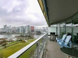 Olympic Village 2Br 1118sf Luxury Condo Unobstructed Water View