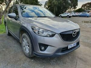 2013 Mazda CX-5 KE1071 MY13 Maxx SKYACTIV-Drive Sport Silver 6 Speed Sports Automatic Wagon Dandenong Greater Dandenong Preview