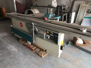 SELLING OUT!!!!!-Edge Bander, Table Saw,  & much more!!!!!