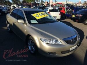 2002 Mazda 6 GG Classic Gold 4 Speed Auto Activematic Sedan Lansvale Liverpool Area Preview