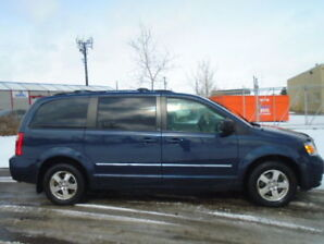 2008 Dodge Grand Caravan SXT SPORT-ONE OWNER-ONLY 114,000KM