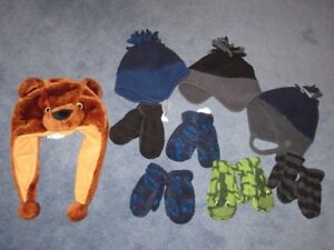 Toddler Winter Hats & Mittens