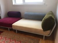 Sofa :: ikea modular chair/chaise vcg sold pending collection
