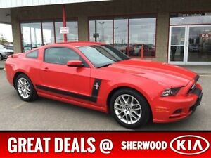 2014 Ford Mustang LEATHER Accident Free,  Leather,  Heated Seats