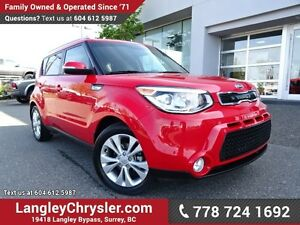 2016 Kia Soul EX ACCIDENT FREE w/ BLUETOOTH, HEATED FRONT SEA...