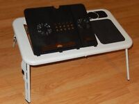Portable Folding Laptop Table Lap Desk For Macbook Notebook