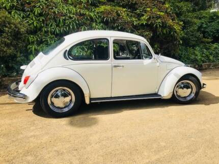 1972 Beetle Howrah Clarence Area Preview