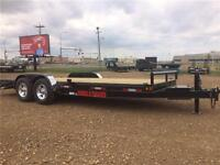 2016  20Ft Equipment Trailer (14000 GVW) Double A