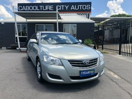 2008 Toyota Aurion GSV40R AT-X Silver 6 Speed Sports Automatic Sedan Morayfield Caboolture Area Preview