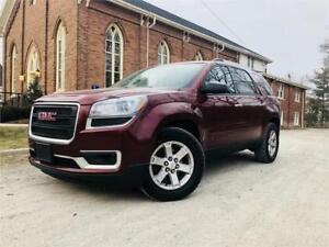 2015 GMC Acadia SLE 7 PASSENGER ! JUST ARRIVED! $19,777