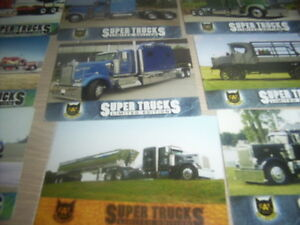 truck cards,magnetic heroes Kingston Kingston Area image 5