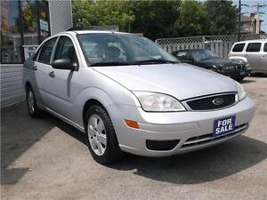 2007 FORD FOCUS SE **  CERTIFIED & E-TESTED ** ONLY $2988 **