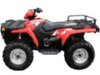 *Like New* Polaris 700 Sportsman EFI Dale Earnhardt Jr SE
