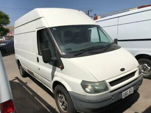2005 Ford Transit Refrigerated High Roof White Automatic
