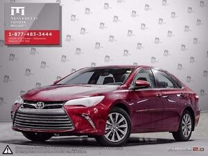 2016 Toyota Camry XLE 4-CYL