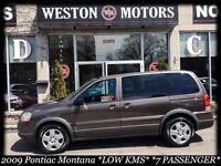 2009 Pontiac Montana SV6 *LOW KMS!*NEW TIRES*DVD*MUST SEE!*