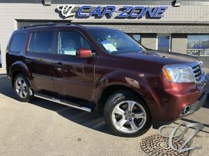2012 Honda Pilot EX-L Res with DVD 4WD