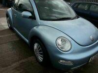 VW BEETLE 1.6 53REG LOW MILES 65K 3DR