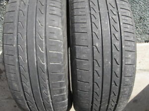 PAIR OF 215/55R17 $30 FOR BOTH